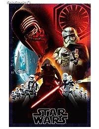 Manta polar Star Wars Episodio VII