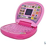 Supash ABC And 123 Learning Kids Laptop With LED Display And Music