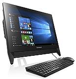 Lenovo C20 19.5-Inch All-in-One Desktop PC (Black) - (Intel Celeron J3160 2.24 GHz, 4 GB RAM, 500 HDD, Windows 10)