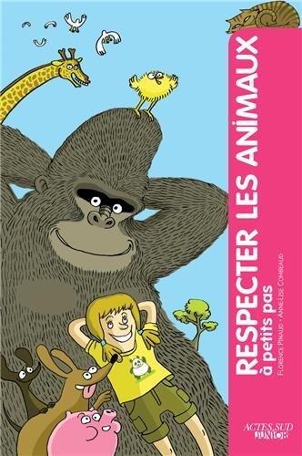 Respecter les animaux à petits pas