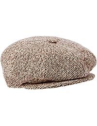 Amazon.es  gorra irlandesa - Marrón   Boinas   Sombreros y gorras  Ropa f917d2292ce