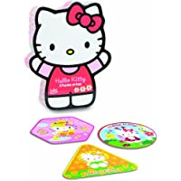 Vilac Hello Kitty 3 Evolutive Wood Puzzles