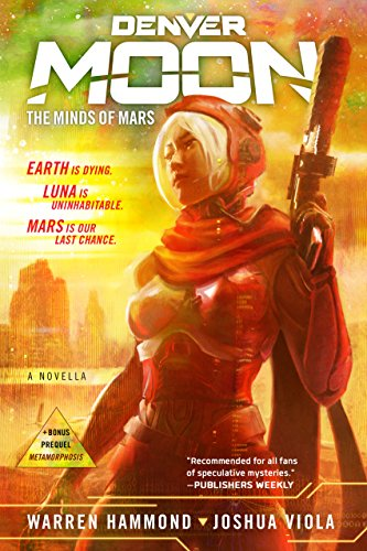 Denver Moon: The Minds of Mars (Book One) (English Edition) eBook ...