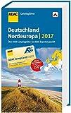 ADAC Campingführer Deutschland und Nordeuropa 2017