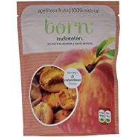 Born, Melocotón deshidratado - 8 de 80 gr. (Total: 640 gr.)