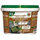 BSI 18260 - Attivatore di compost per erba tosata