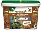 BSI 18260 - Activador de compost para hierba cortada