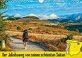 Der Jakobsweg von seine schönsten Seiten! (Wandkalender 2020 DIN A4 quer): Eine visuelle Motivation für alle Freunde des Pilgerns. (Geburtstagskalender, 14 Seiten ) (CALVENDO Orte) -