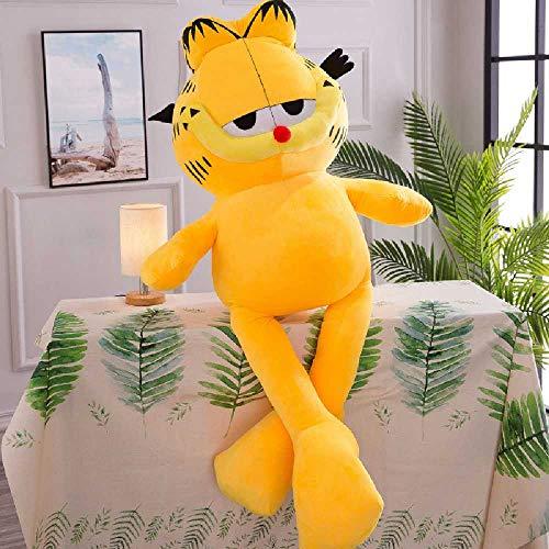 flower Garfield Plüschtiere Große Puppen Puppe Kissen Kreative 80cm/ Gelb 2 -