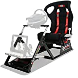 Next Level Racing GTUltimate V2 - Cockpit de simulation...