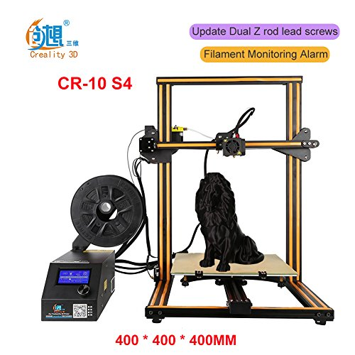 Creality 3D Drucker für Ausbildung , Medizin , Bau, Verpackung und Filmindustrie;4 Spezifikationen mit Blau ,Orangen Farbe ;Hohe Genauigkeit, großes Druckvolumen, Stabil, niedrig laut