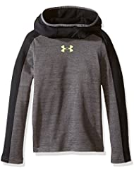 Under Armour Up CG Ninja Hood Fitness N9294, otoño/invierno, niño, color gris, tamaño YM