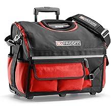 Facom BS.R20PG - Bolsa de tela para herramientas con ruedas