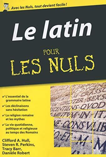 Le latin pour les Nuls poche par Sylvain COLLECTIF