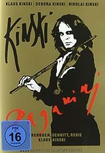Kinski Paganini (2 DVDs)