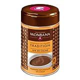 Monbana Trinkschokolade Chocolat en poudre Dose 250 g