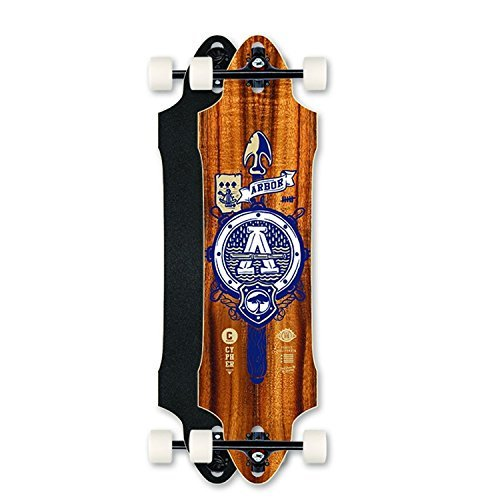 Arbor Prodigy 2013 Complete Longboard Skateboard With Paris Trucks, Arbor Wheels by Arbor