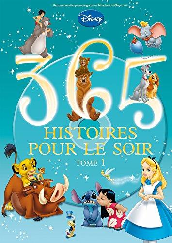 365 histoires pour le soir Tome 1 + CD
