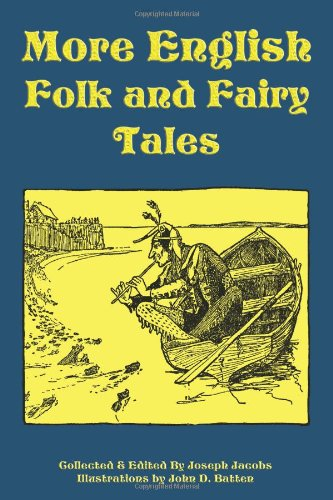 More English Folk and Fairy Tales Cover Image