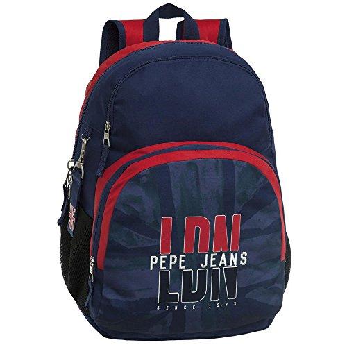 Imagen de pepe jeans 62824a1 dalton  escolar, 23.94 litros, color azul