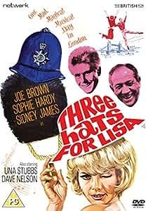 Three Hats for Lisa [DVD]