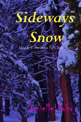 Sideways Snow (Number Two in the Water Falls Down Series) (Rohr Fall)