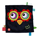 Label-Label-LL-FR1231   Friends carré Hibou Garçon