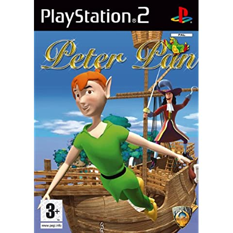 Phoenix Peter Pan, PS2 - Juego (PS2, PlayStation 2, Acción, E (para todos), PlayStation 2)