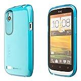 ECENCE Handyhülle Schutzhülle Case Cover kompatibel für HTC Desire X 31020206