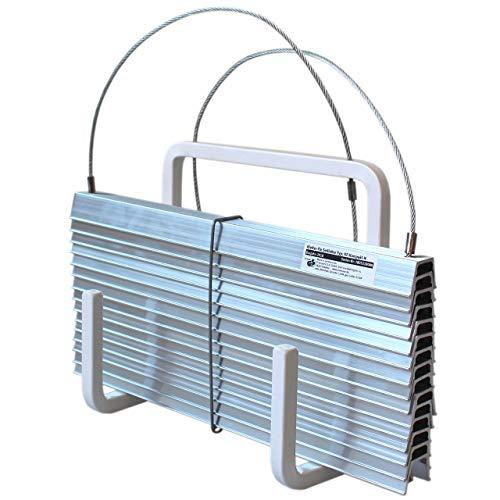 feuerleiter strickleiter Rettungsleiter Kletter-Fix KF-N5 5m für 2 Etagen