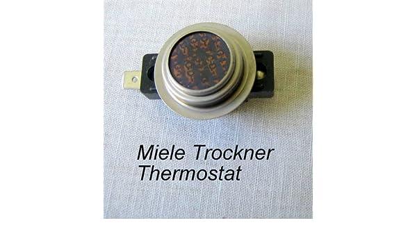 Temperaturbegrenzer 140° thermostat klixon 501933 für trockner