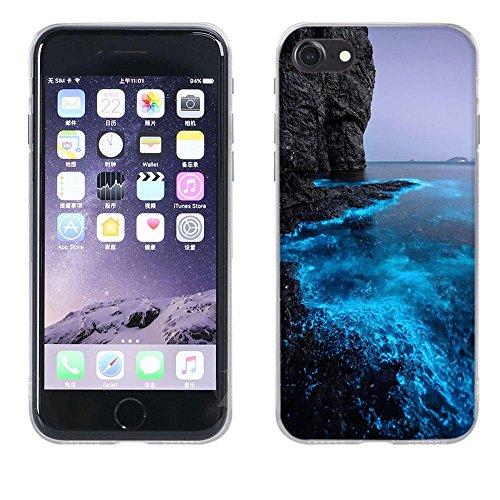 Apple iPhone 7 Custodia Cover, Fubaoda Silicone Caso [super luna] Molle di TPU Cristallo Trasparente Sottile Anti Scivolo Case Posteriore Della Copertura Della Protezione Anti-urto per Apple iPhone 7 pic: 10