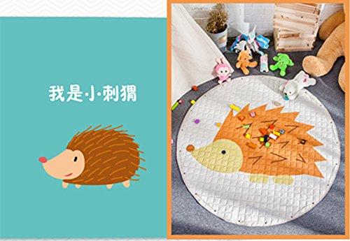 Cartoon Big Toy Storage Bag Kids pieghevole con coulisse Beam Port finitura Home organizer accessori huli ciwei