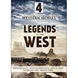 4-Movie Legends of the West V.1: The Fighting Westerner / Rage at Dawn / To the Last Man / Abilene Town by Randolph Scott