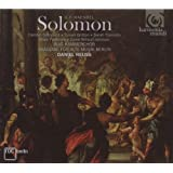 Haendel - Solomon / Sampson, Gritton, Connolly, Padmore, Wilson-Johnson, RIAS Kammerchor, AfAMB, Reuss