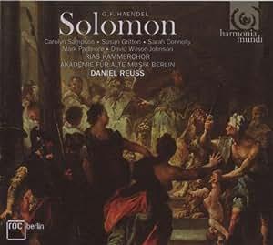Händel - Solomon