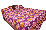 BED SPREAD-DOUBLE BED SHEET WITH 2 PILLO...