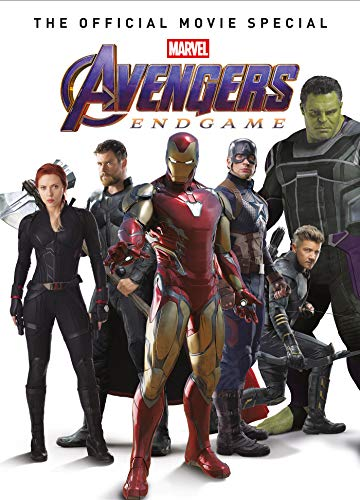 Avengers: Endgame - The Official Movie Special