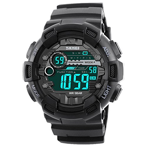 Randon-Mens-Analog-Digital-Quartz-Electronic-Sport-Watch-Multifunction-Military-Waterproof-Rubber-Band-24H-Time-Business-Casual-Wrist-Watches-Black