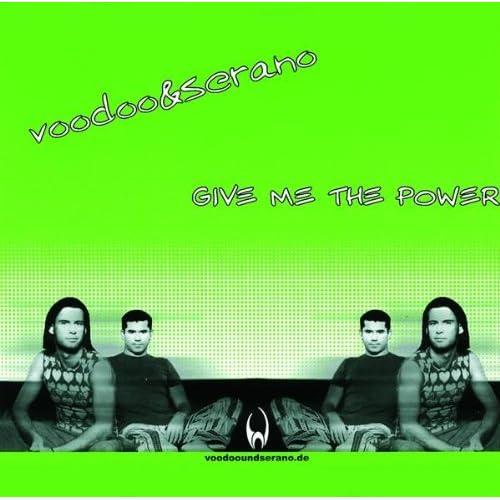 Give Me The Power (Radio Club Mix (Zairin's Dance))