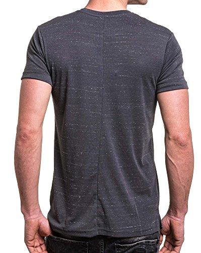 Project X - Heather grauen T-Shirt Mode-Mann Grau