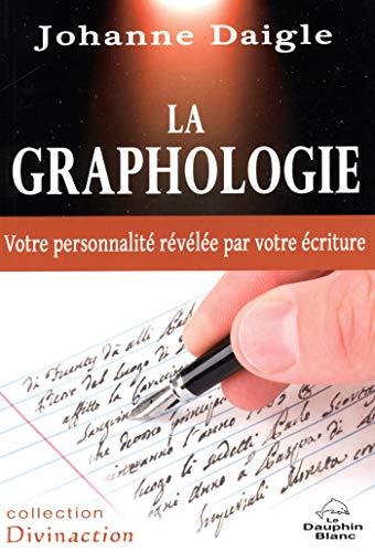 La graphologie par Johanne Daigle