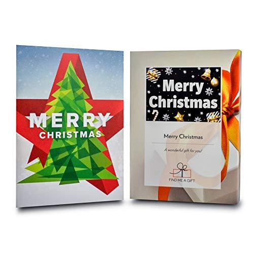 Activity Superstore Gift Experience Voucher Merry Christmas - 1200 opzioni Regalo in 1100 sedi nel Regno Unito