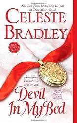 Devil In My Bed: The Runaway Brides by Celeste Bradley (2009-08-04)