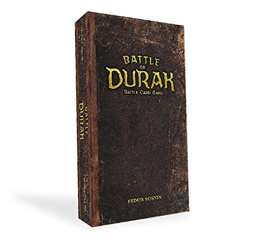 Preisvergleich Produktbild Battle of Durak Battle Card Game - English
