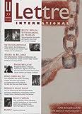Lettre International. Heft 72. Frühjahr 2006. Europas Kulturzeitung