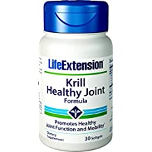 Life Extension, Krill, Healthy Joint Formula, 30 Softgels by Life Extension