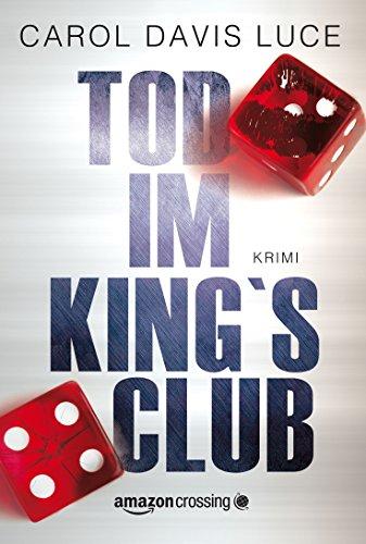 Buchseite und Rezensionen zu 'Tod im King's Club' von Carol Davis Luce