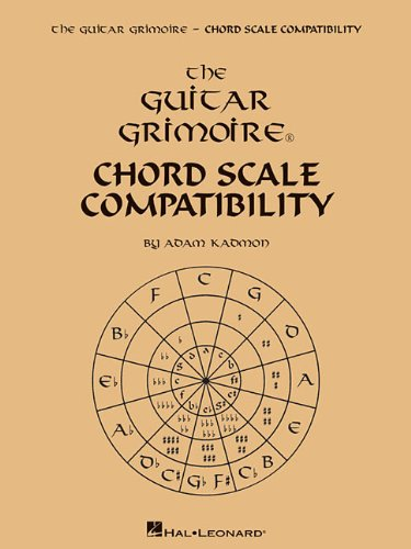 The Guitar Grimoire: Chord Scale Compatibility