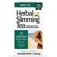 21st Century Slimming Tea -Green Tea - 24 Teabags
